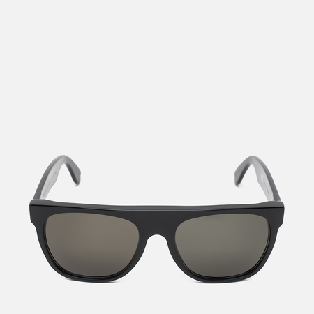 RETROSUPERFUTURE Flat Top Sunglasses Black