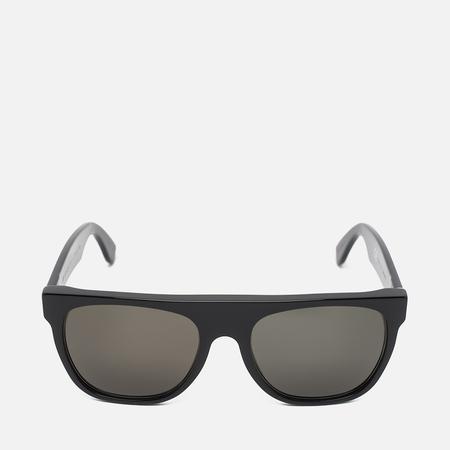 Солнцезащитные очки RETROSUPERFUTURE Flat Top Black