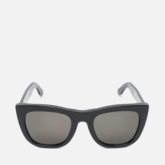Солнцезащитные очки RETROSUPERFUTURE Gals Black