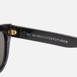 RETROSUPERFUTURE Gals Sunglasses Black photo- 2