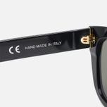 Солнцезащитные очки RETROSUPERFUTURE Gals Black фото- 3