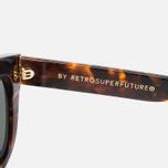 Солнцезащитные очки RETROSUPERFUTURE Gals Classic Havana фото- 2