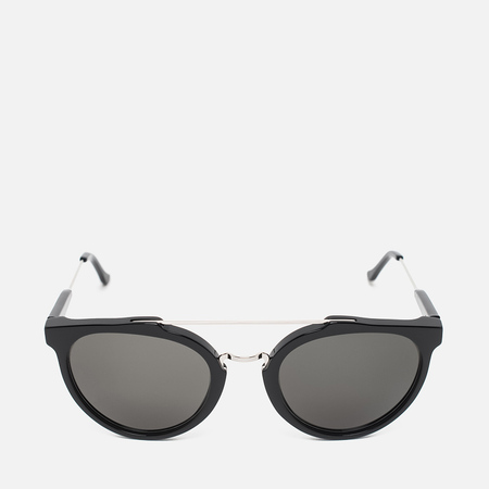 RETROSUPERFUTURE Giaguaro Sunglasses Black