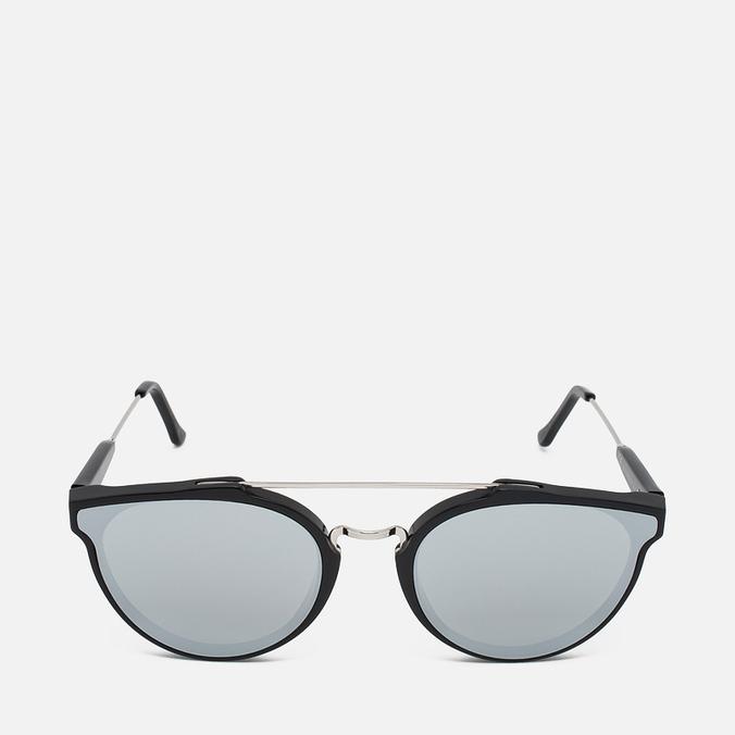 Солнцезащитные очки RETROSUPERFUTURE Giaguaro Forma Silver