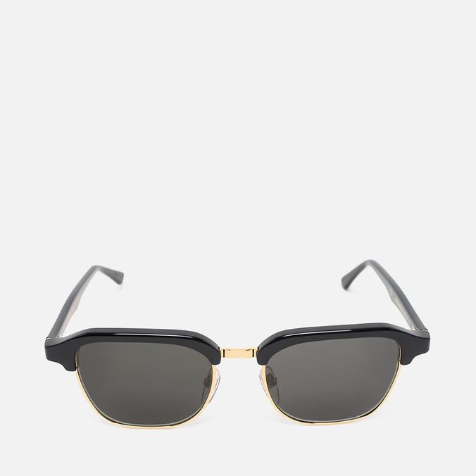 Солнцезащитные очки RETROSUPERFUTURE Gonzo Black