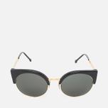 RETROSUPERFUTURE Ilaria Sunglasses Black photo- 0