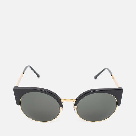 Солнцезащитные очки RETROSUPERFUTURE Ilaria Black