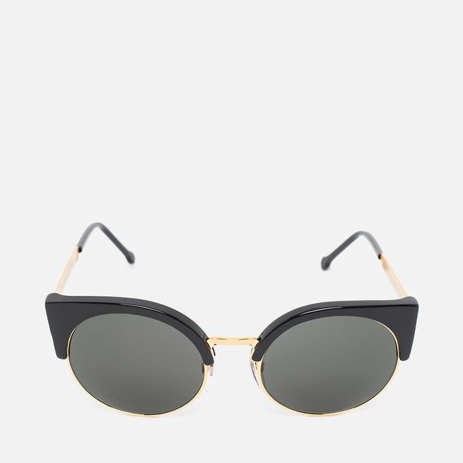 RETROSUPERFUTURE Ilaria Sunglasses Black