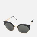 RETROSUPERFUTURE Ilaria Sunglasses Black photo- 1
