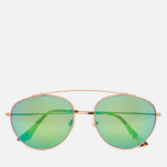 Солнцезащитные очки RETROSUPERFUTURE Leon Reflek фото- 0