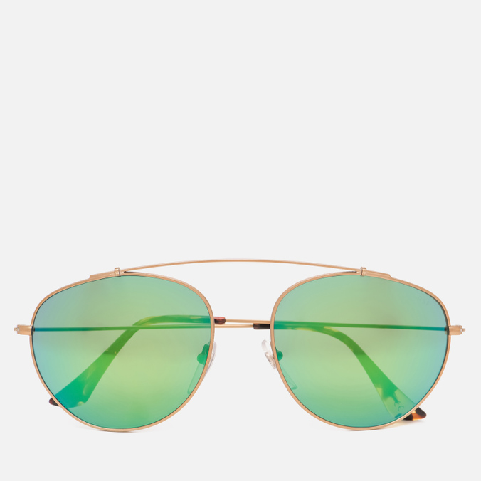 Солнцезащитные очки RETROSUPERFUTURE Leon Reflek