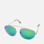 Солнцезащитные очки RETROSUPERFUTURE Leon Reflek фото- 1
