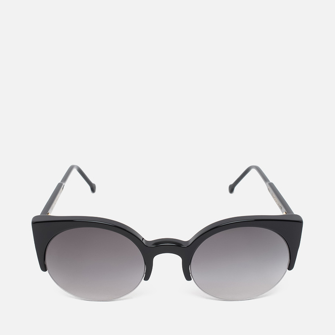 Солнцезащитные очки RETROSUPERFUTURE Lucia Black