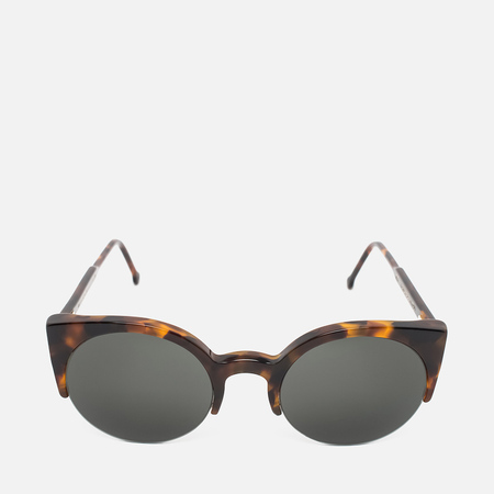 Солнцезащитные очки RETROSUPERFUTURE Lucia Classic Havana
