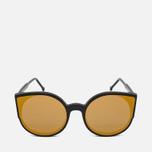 Солнцезащитные очки RETROSUPERFUTURE Lucia Gold фото- 0