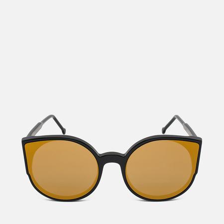 Солнцезащитные очки RETROSUPERFUTURE Lucia Forma Gold