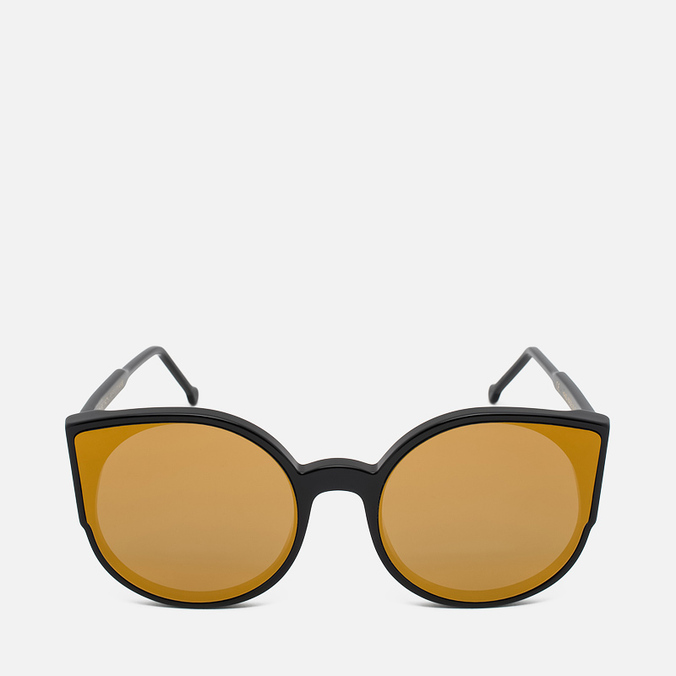 Солнцезащитные очки RETROSUPERFUTURE Lucia Gold