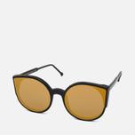 Солнцезащитные очки RETROSUPERFUTURE Lucia Gold фото- 1