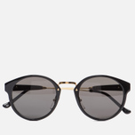 Солнцезащитные очки RETROSUPERFUTURE Panama Black фото- 0