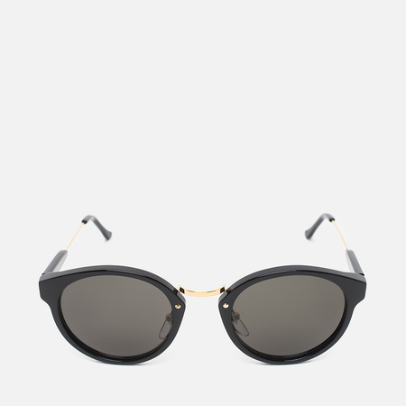 RETROSUPERFUTURE Panama Sunglasses Black