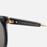 Солнцезащитные очки RETROSUPERFUTURE Panama Black фото- 2