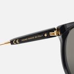 Солнцезащитные очки RETROSUPERFUTURE Panama Black фото- 3
