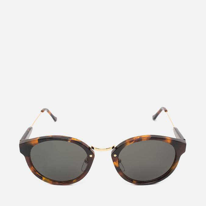 Солнцезащитные очки RETROSUPERFUTURE Panama Classic Havana