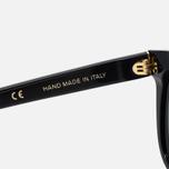 Солнцезащитные очки RETROSUPERFUTURE People Black фото- 3