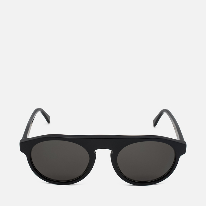 RETROSUPERFUTURE Racer Sunglasses Black