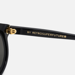 RETROSUPERFUTURE Racer Sunglasses Black photo- 2