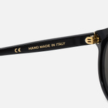 RETROSUPERFUTURE Racer Sunglasses Black photo- 3