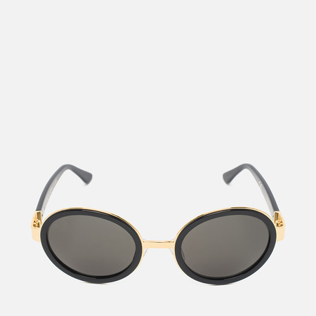 RETROSUPERFUTURE Santa Sunglasses Black