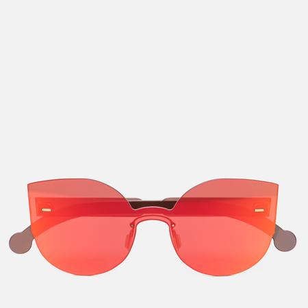 Солнцезащитные очки RETROSUPERFUTURE Tuttolente Lucia Red