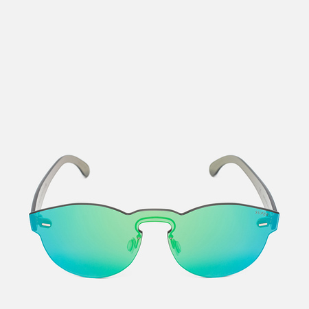 RETROSUPERFUTURE Tuttolente Paloma Sunglasses Green