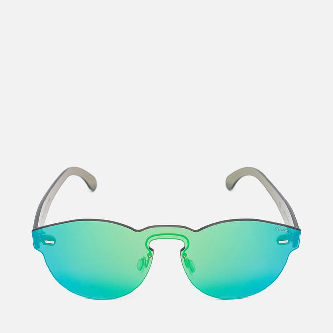 Солнцезащитные очки RETROSUPERFUTURE Tuttolente Paloma Green