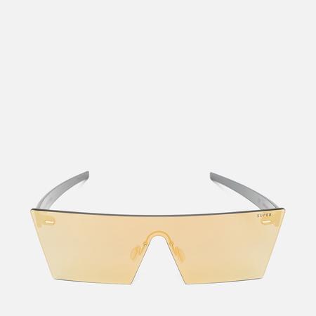 Солнцезащитные очки RETROSUPERFUTURE Tuttolente W Gold