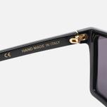 Солнцезащитные очки RETROSUPERFUTURE W Black фото- 3