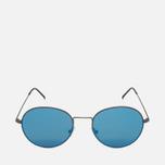 Солнцезащитные очки RETROSUPERFUTURE Wire Zero Blue фото- 0