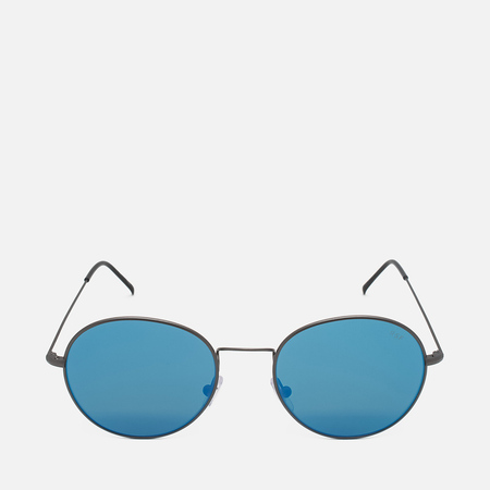 RETROSUPERFUTURE Wire Zero Sunglasses Blue