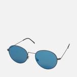 Солнцезащитные очки RETROSUPERFUTURE Wire Zero Blue фото- 1