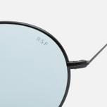 Солнцезащитные очки RETROSUPERFUTURE Wire Zero Silver фото- 2