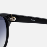 YMC Frida Sunglasses Black photo- 2