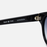 YMC Frida Sunglasses Black photo- 3