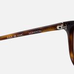 Солнцезащитные очки YMC Hakon Tortoise фото- 2