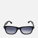 YMC Louis Sunglasses Black photo- 0
