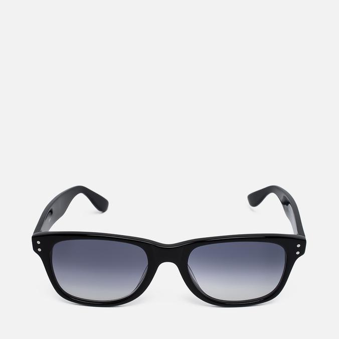 YMC Louis Sunglasses Black