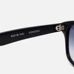 YMC Louis Sunglasses Black photo- 2