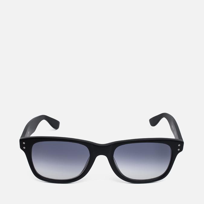 YMC Louis Sunglasses Matte Black