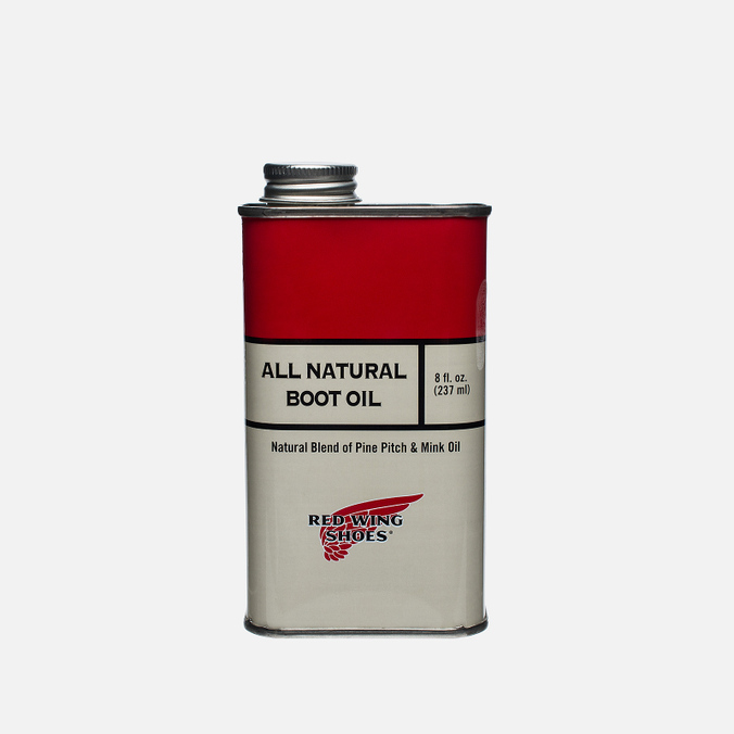 Масло для обуви Red Wing Shoes All Natural Boot Oil 237ml