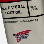 Масло для обуви Red Wing Shoes All Natural Boot Oil 237ml фото- 1